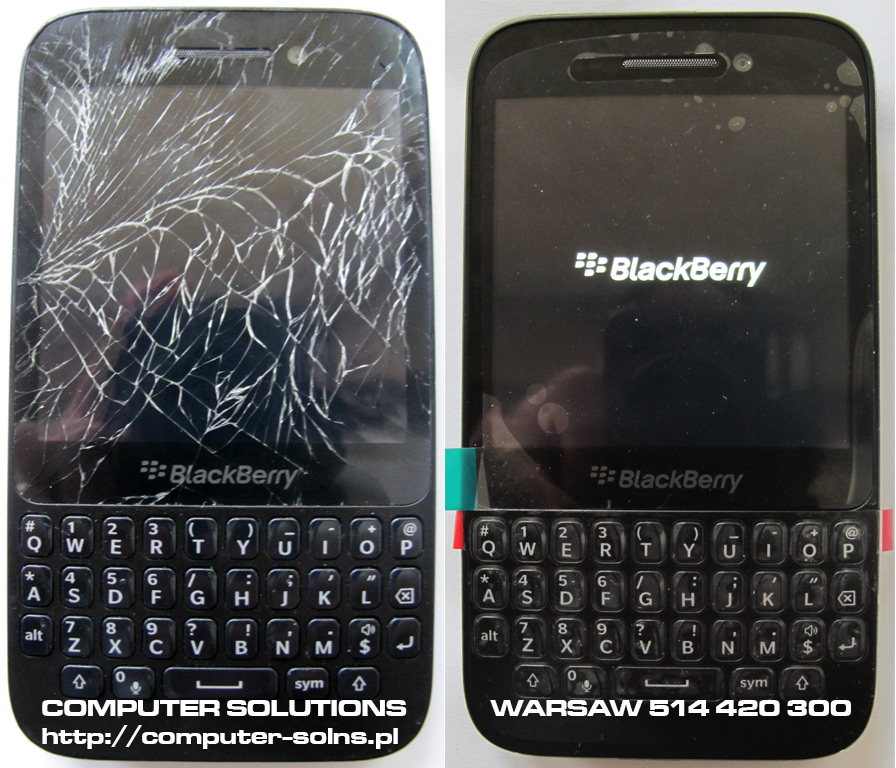 Naprawa Blackberry Q5