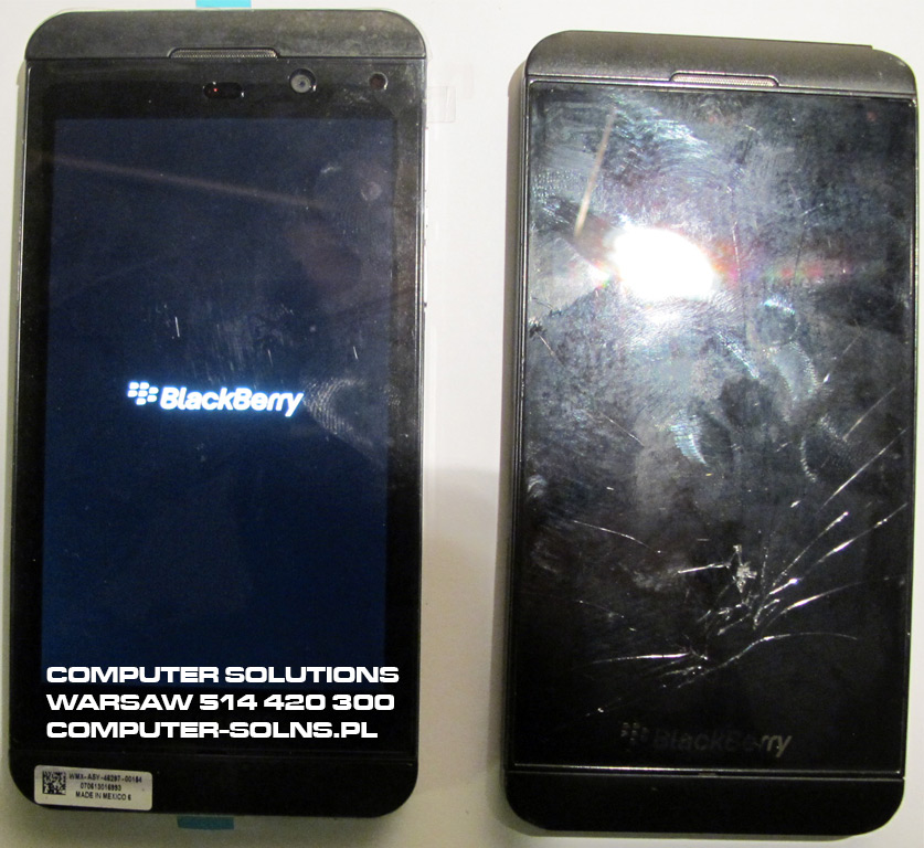 Naprawa Blackberry Z10