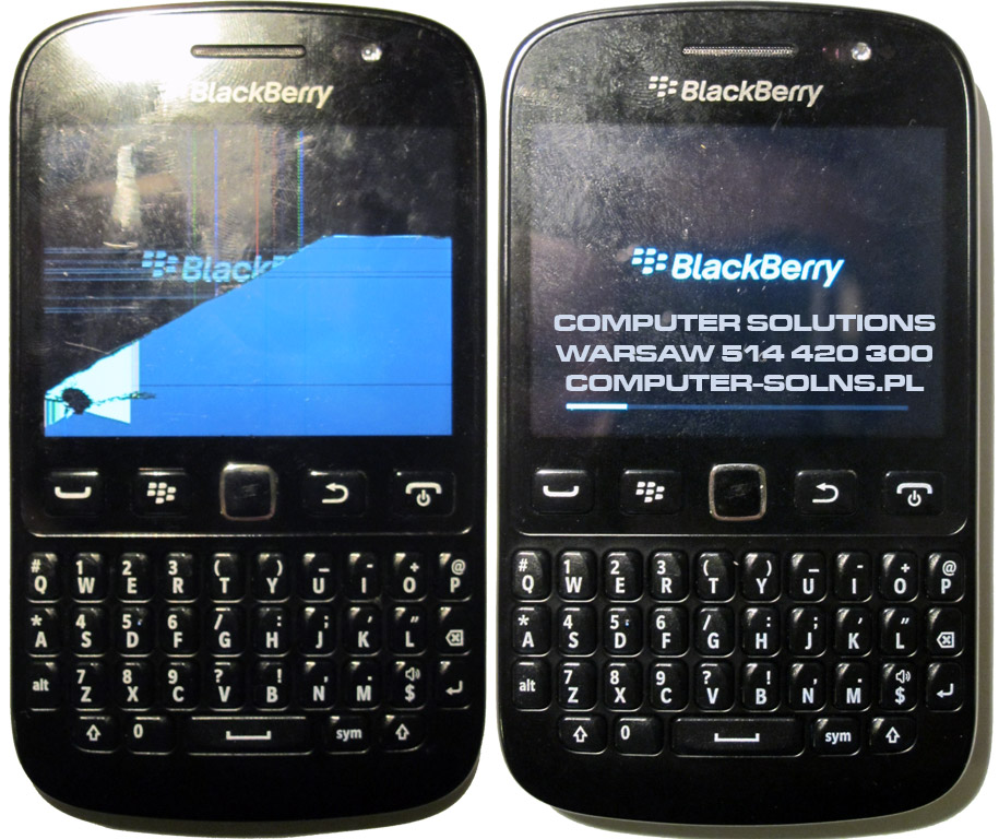 Naprawa Telefonu BlackBerry 9720